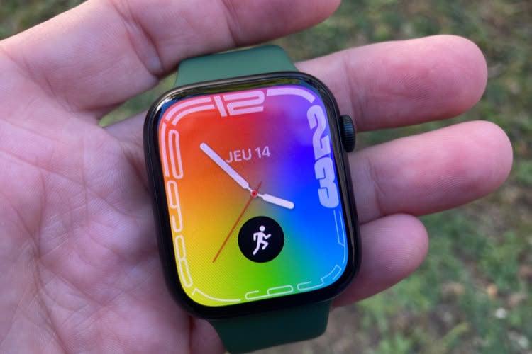 Jour de lancement pour l'AppleWatch Series 7: des stocks déjà réduits