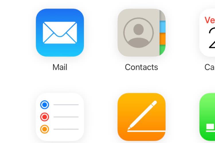 Le Mail d'iCloud a eu des problèmes de livraison 🆕