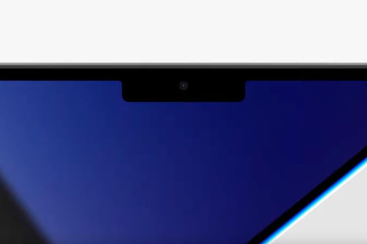 Apple défend l'encoche des nouveaux MacBookPro