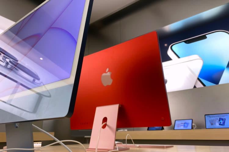 """iMac 24"""" : des stocks toujours plus rares et tendus"""