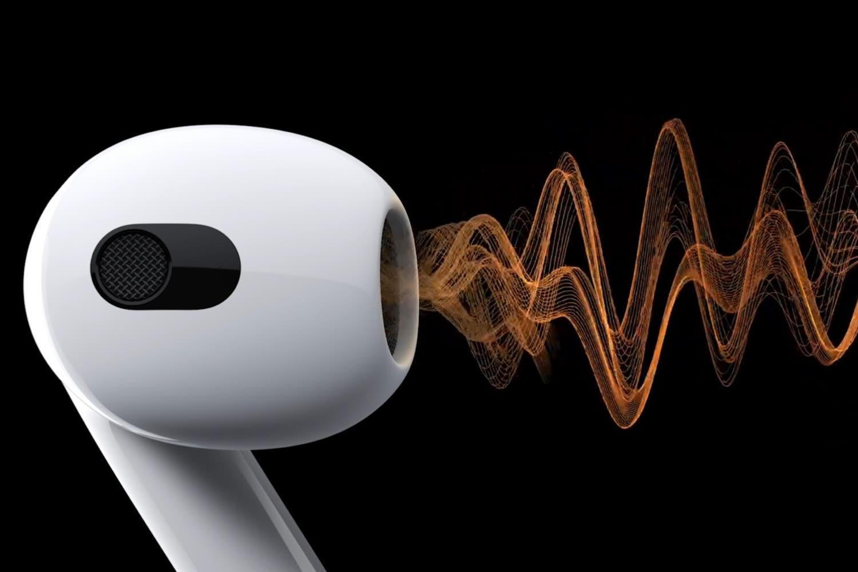 AirPods3 : la petite star des écouteurs monte le son