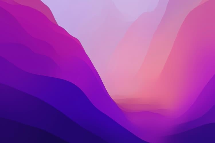 macOS Monterey : huit nouveaux fonds d'écran dans la dernière bêta