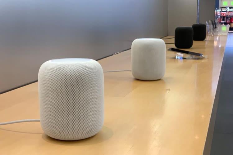 Apple efface (presque) toutes les traces du HomePod sur son site