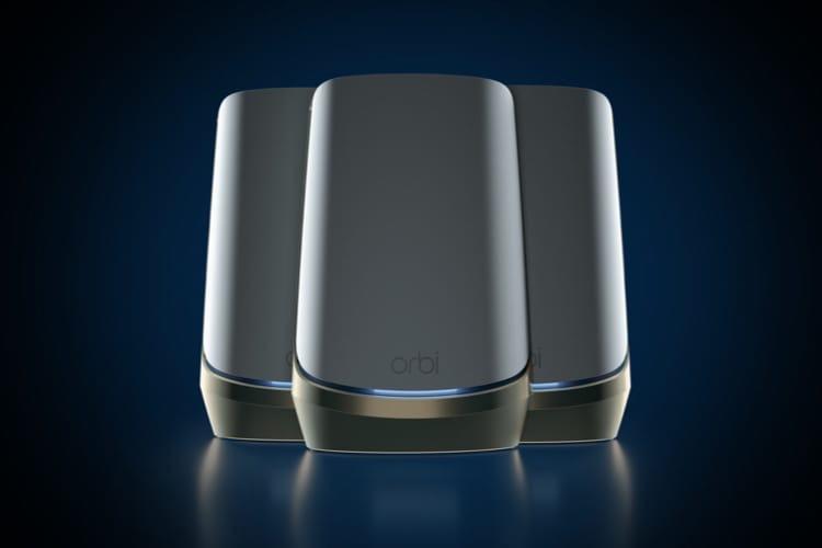 Netgear présente un nouveau routeur Orbi avec Wi-Fi6E