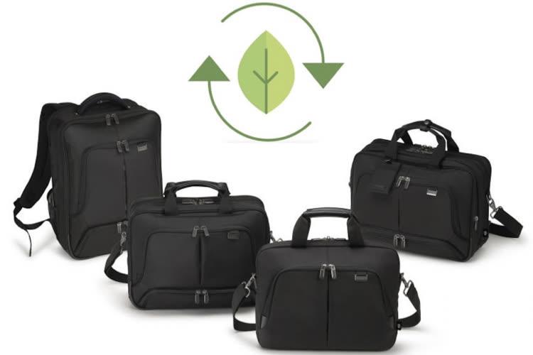 Dicota 💼 🌱 : sélection des meilleurs bagages écoresponsables et durables pour portables📍