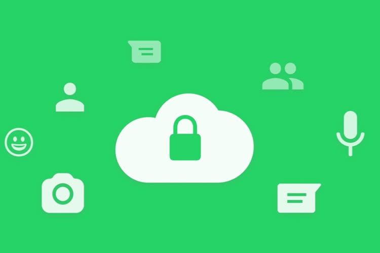 WhatsApp : le chiffrement de bout en bout des sauvegardes arrive sur iPhone