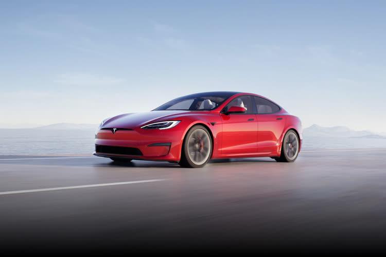 Tesla ne subit pas la crise des composants grâce à un atout logiciel