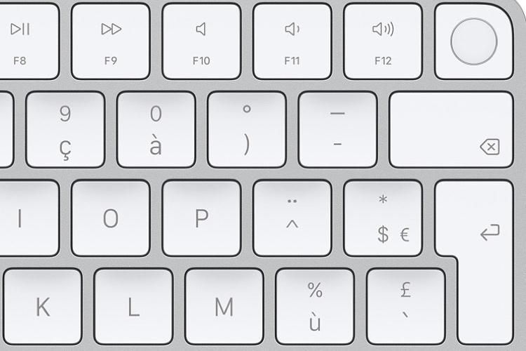Les MacBookPro 2021 auraient de bonnes grosses touches de fonction