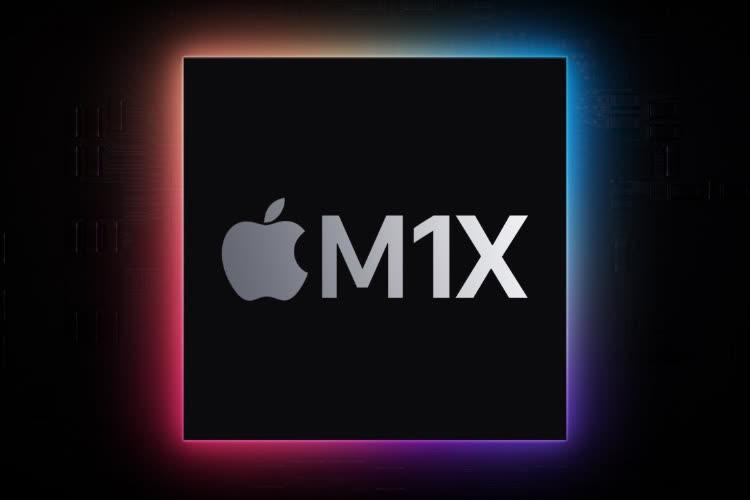 Un keynote en octobre pour les MacBook Pro M1X?