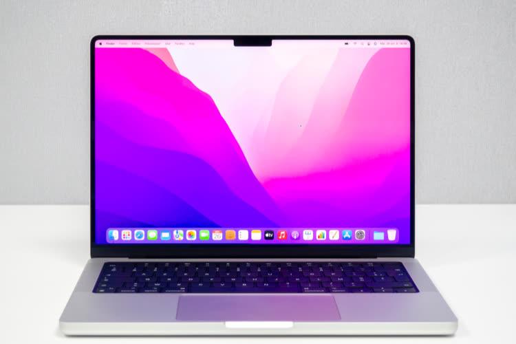 Aperçu des MacBookPro2021: ils reprennent du poids de la bête