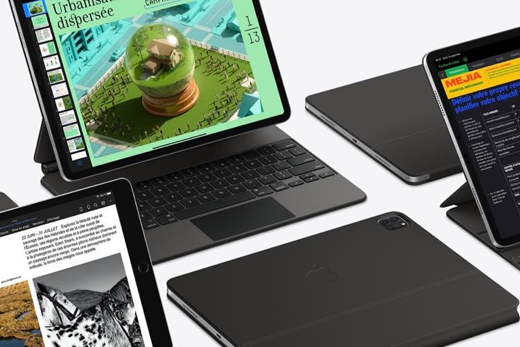 """Promo : iPadPro 2020 dès 830€, Magic Keyboard 12,9"""" à 270€"""