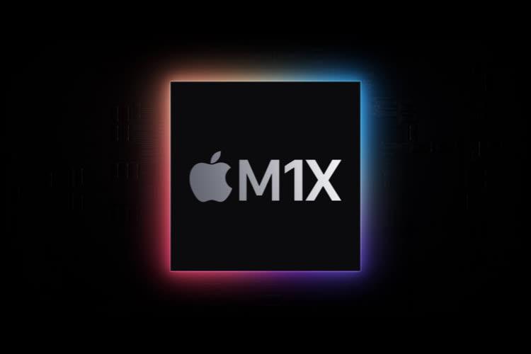 Les puces des futurs MacBookPro pourraient s'appeler «M1 Pro»et «M1 Max»