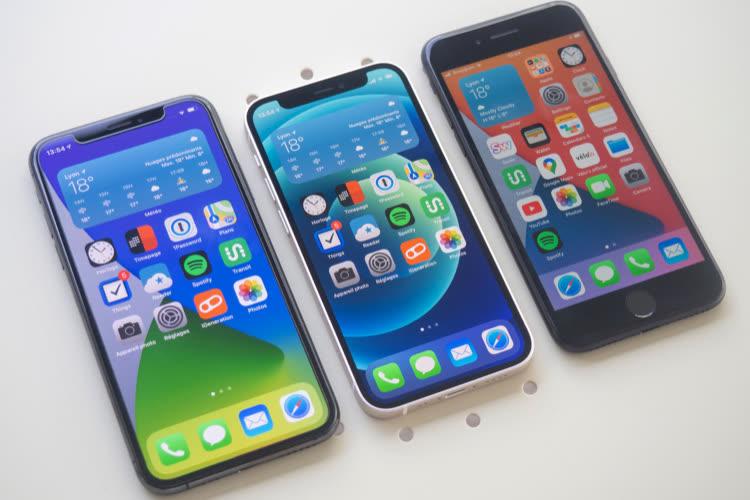 Guide d'achat: quel iPhone acheter maintenant?