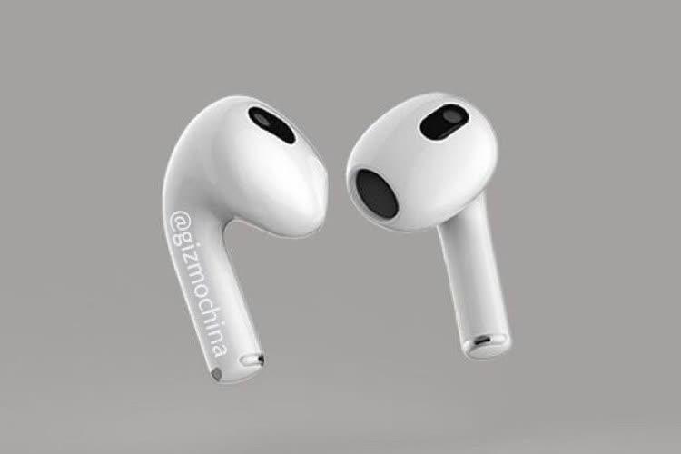 Les AirPods3 enfin présentés à la conférence Apple le 18 octobre?